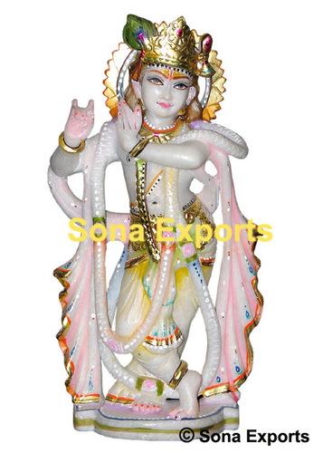 Marble Gopal Krishan Moorti