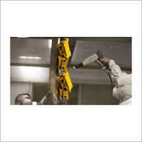 Construction Equipment Powder Coating Services