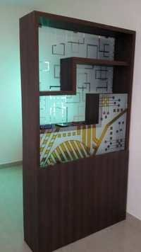 Wooden Wall Partition Services