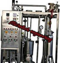ICE CREAM MIX PASTEURIZER