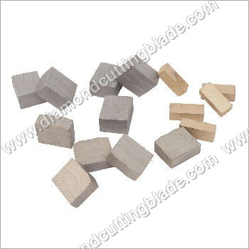 Diamond Segment for Limestone Cutting