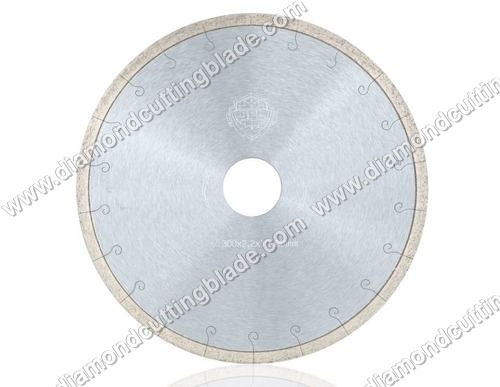 Horizontal Cutting Blade For Granite