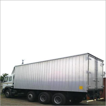 DRY CARGO CONTAINER TRUCK BODIES