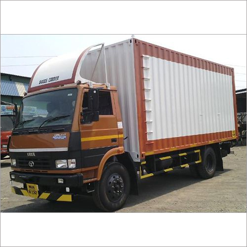 Truck dry Container