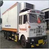 Reefer truck body