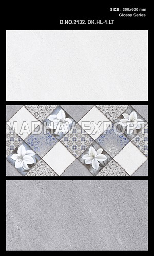Polished Ceramic Wall Tiles