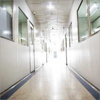 Metal Glazed Partition