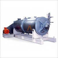 Horizontal Wiped Film Evaporators