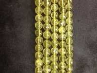 Lemon Round Faceted