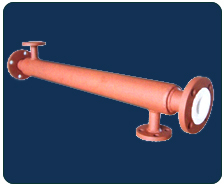 Lined Jacketed Pipe