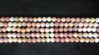 Pink Opal Round Faceted