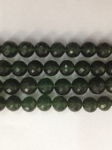 Serpentine Round Faceted