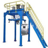 Jumbo bag filling machines