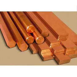 Copper Berylium Rods