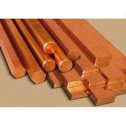 Copper Berylium Rods