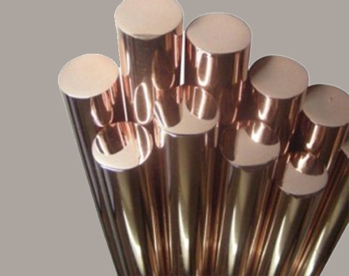 Cadmium Copper Rods