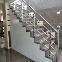 SS Staircase Handrail
