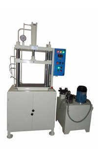 4 Pillar 10 Tons Hydraulic Press