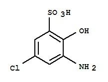 C6H6CIN04S (4-CAPSA)