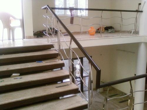 steel stair railing. Stainless Steel Stair Railings Railing F