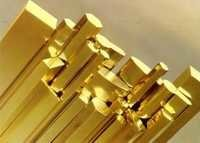 Profile and Flat Brass Rods
