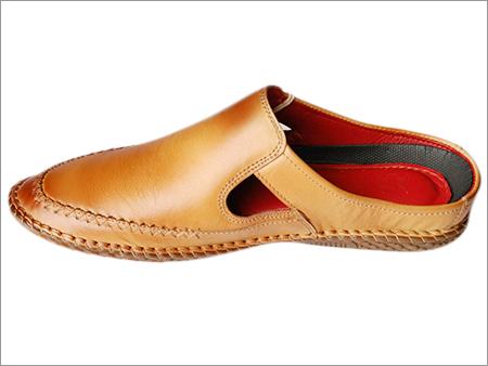Mens Brown Casual Carpet Shoes