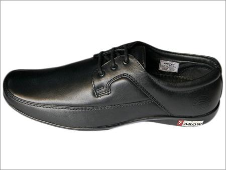Men's Black Formal Leather Shoes