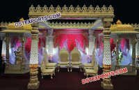 Traditional Wedding Mandap