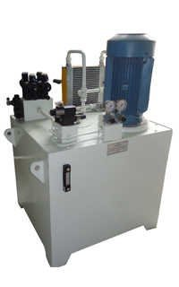 Air Cooled Oil Cooler Hydraulic Power Packs