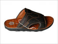 Men's Casual Leather Slipper