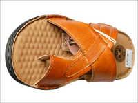 Men's Fancy Leather Slipper