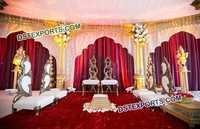Antique Mandap Chairs For Wedding