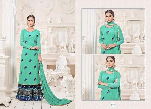 Party Wear Georgette Salwar Suit