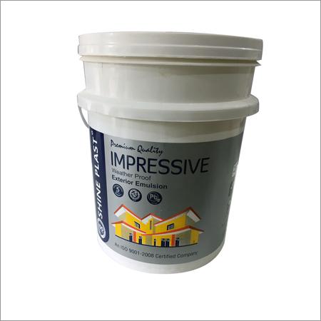 Impressive Exterior Emulsion
