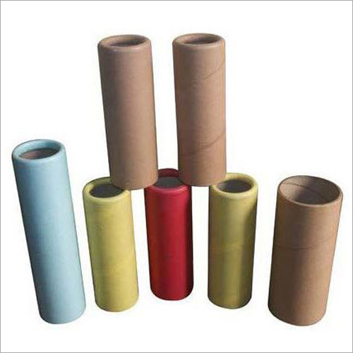 Coloured Paper Tube