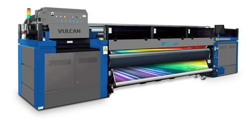 UV Roll To Roll Printing Machine