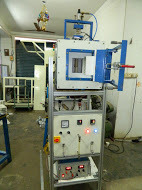 SOFC Fuel Cell Test Station