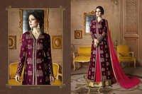 Georgette Party Wear Salwar Suit