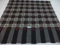 Pure Pashmina Check & Buti Design shawl