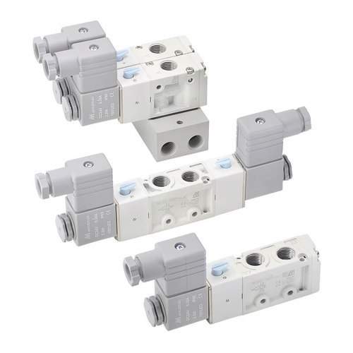 Single and Double Solenoid Valves