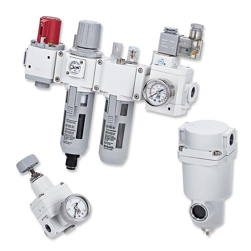 FRL Filter - Regulator - Lubricator