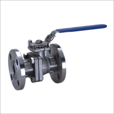 Two Piece Flange End Valve