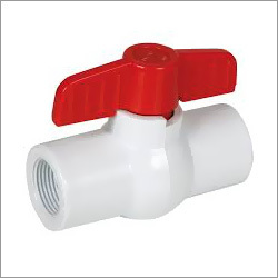 Solid Seal HDPE Ball Valve