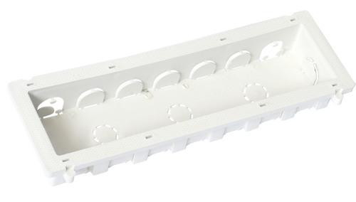 PVC Concealed Box 13 X 4 X 2