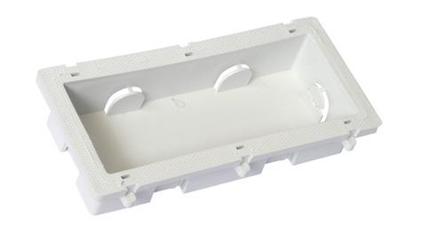 PVC Concealed Box 9 X 4 X 2