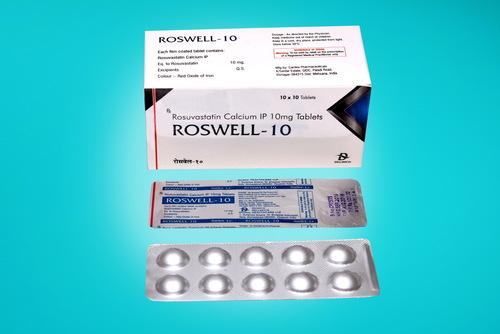 Rusuvastatin Calcium 10