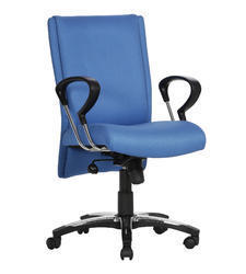 Blue Executive Chair (the Paloma Mb)