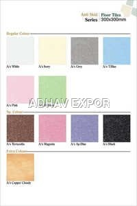 Anti Skid Ceramic Floor Tiles