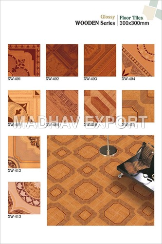 Ceramic Floor Tiling