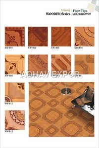 Ceramic Floor Tiling